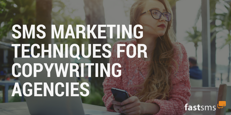 SMS Marketing for Copywriting Agencies