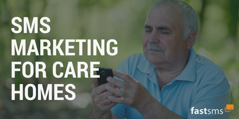 5 SMS Marketing ideas for Care Homes