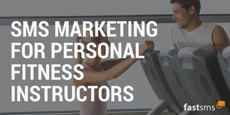 How personal fitness instructors can kick start the new year with SMS Marketing