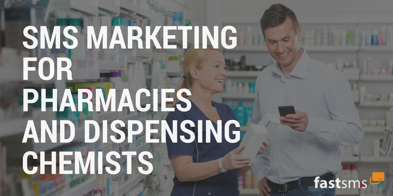 SMS Marketing for pharmacies and chemists