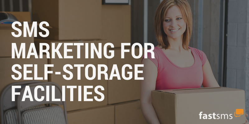 SMS Marketing for Self Storage Facilities