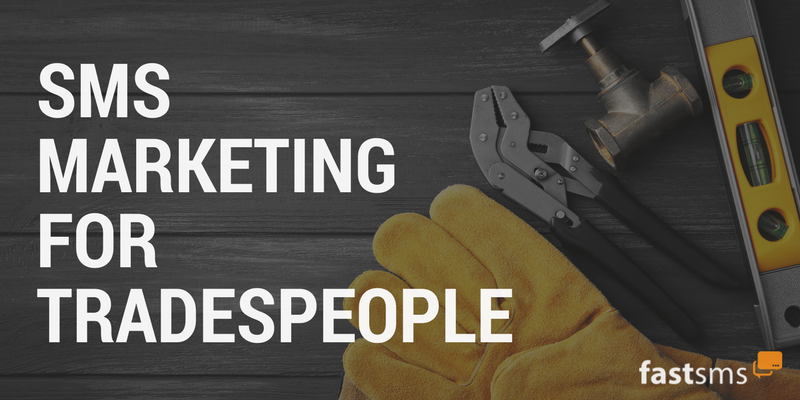 SMS Marketing for Tradespeople
