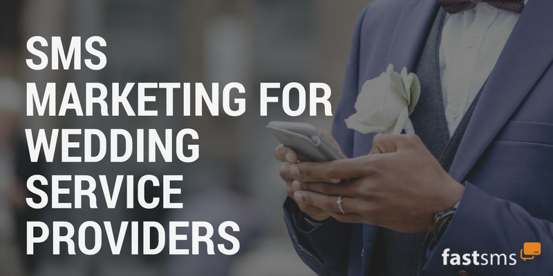 SMS Marketing tips & tricks for wedding service providers