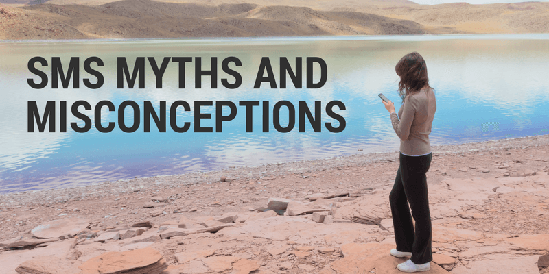 myths of sms services