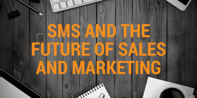 sms messaging for sales and marketing
