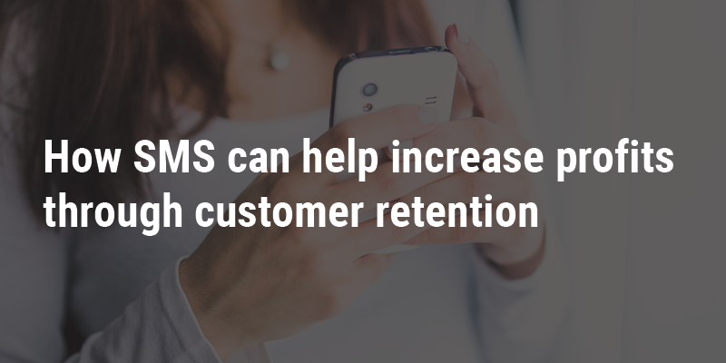 SMS retention