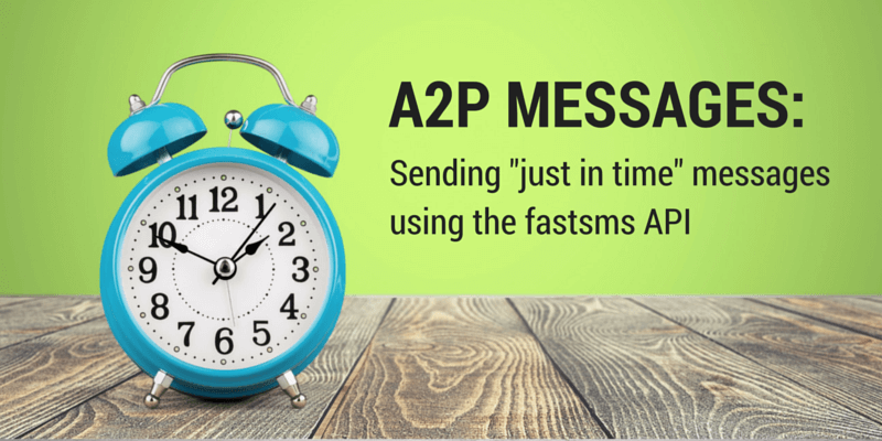 add sms functions to your systems