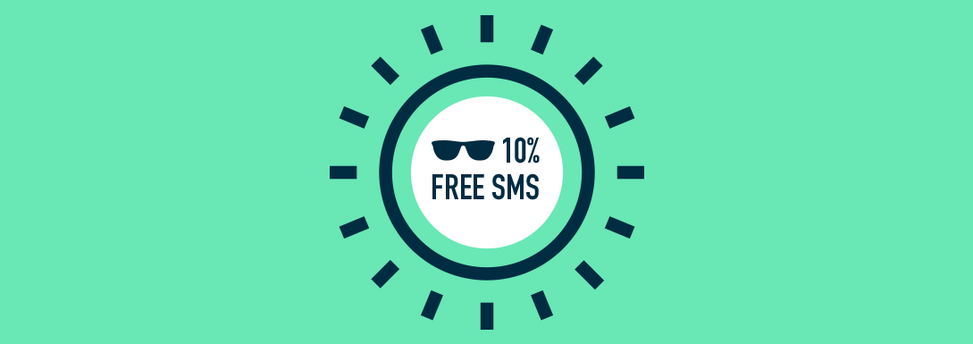 Summer Sale Free SMS