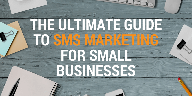sms marketing small businesses