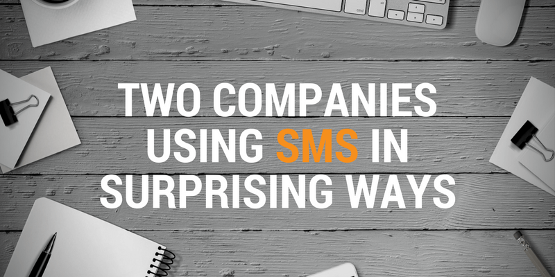 retail uses of sms marketing