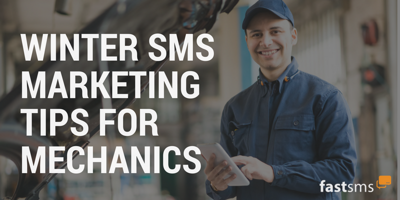 Top Winter SMS Marketing Tips for Car Mechanics