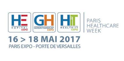 Logo de la paris healthcare week