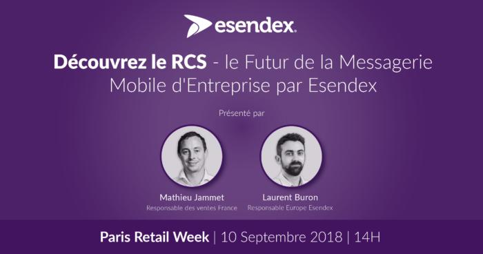Découvrez le RCS- le Futur de la Messagerie Mobile d'Entreprise par Esendex