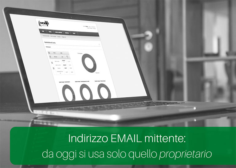 indirizzo email generico per newsletter