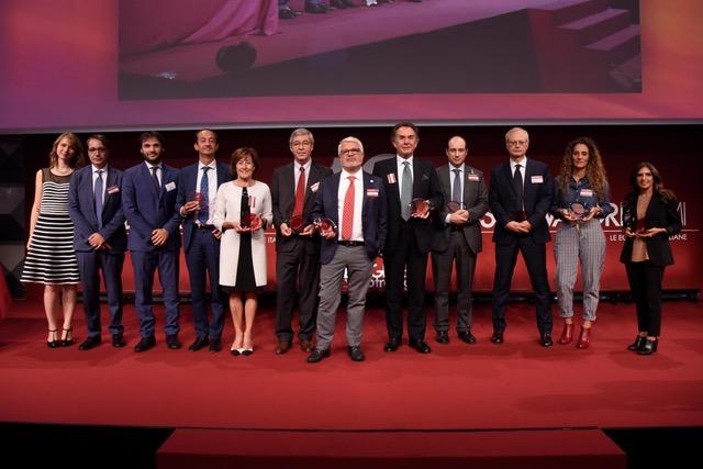 Premiazione - Mobyt tra le PMI aziende eccellenti italiane