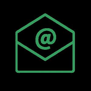 buona pasqua ai clienti via email