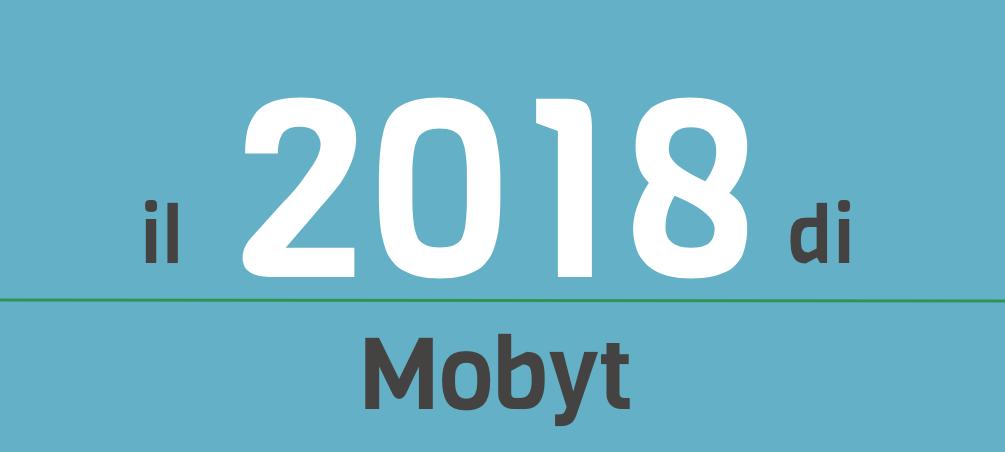 il 2018 di Mobyt