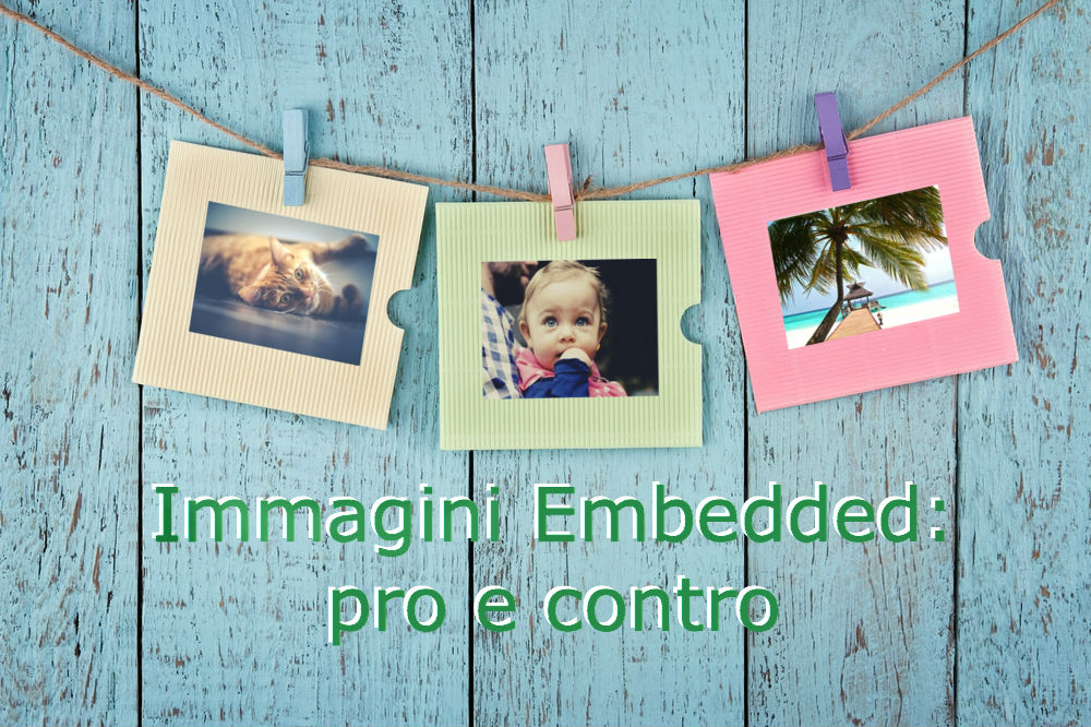 Immagini Embedded