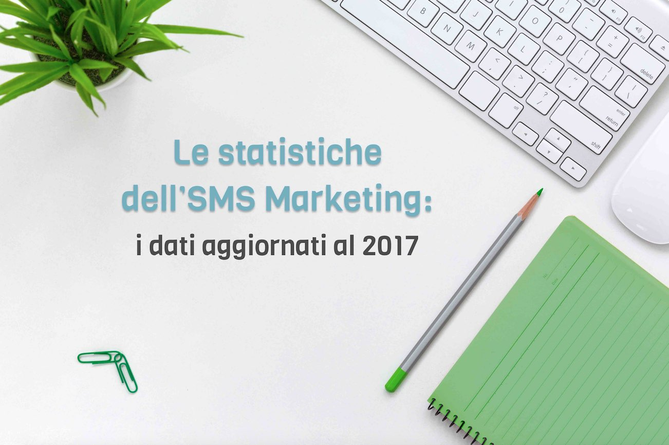 SMS marketing dati 2017