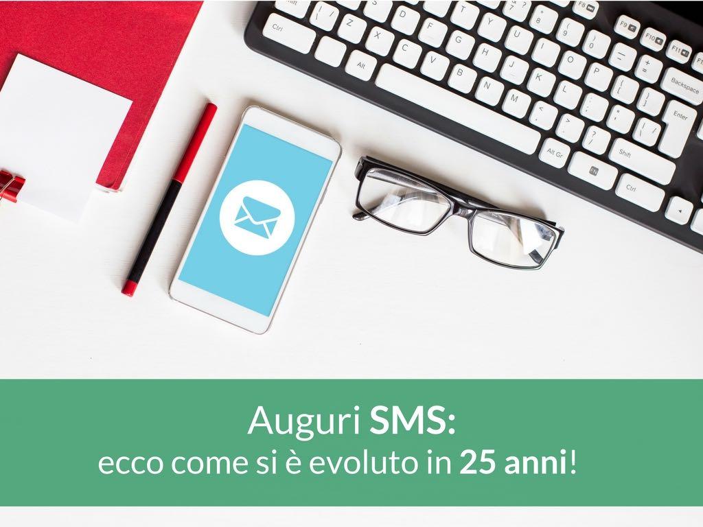SMS compie 25 anni
