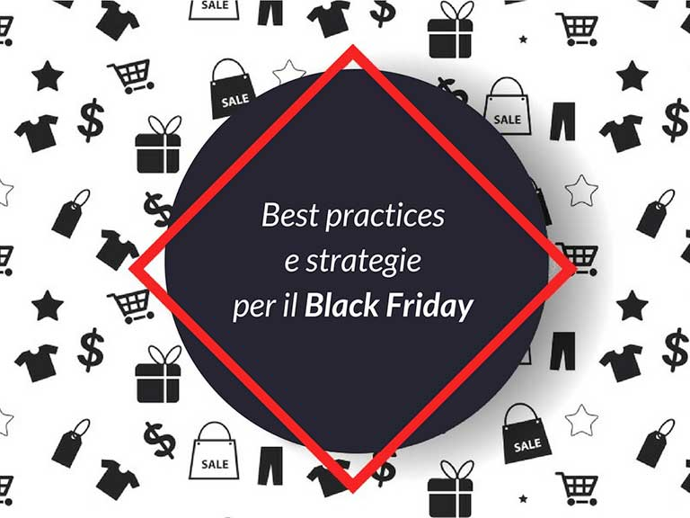 SMS marketing per il Black Friday