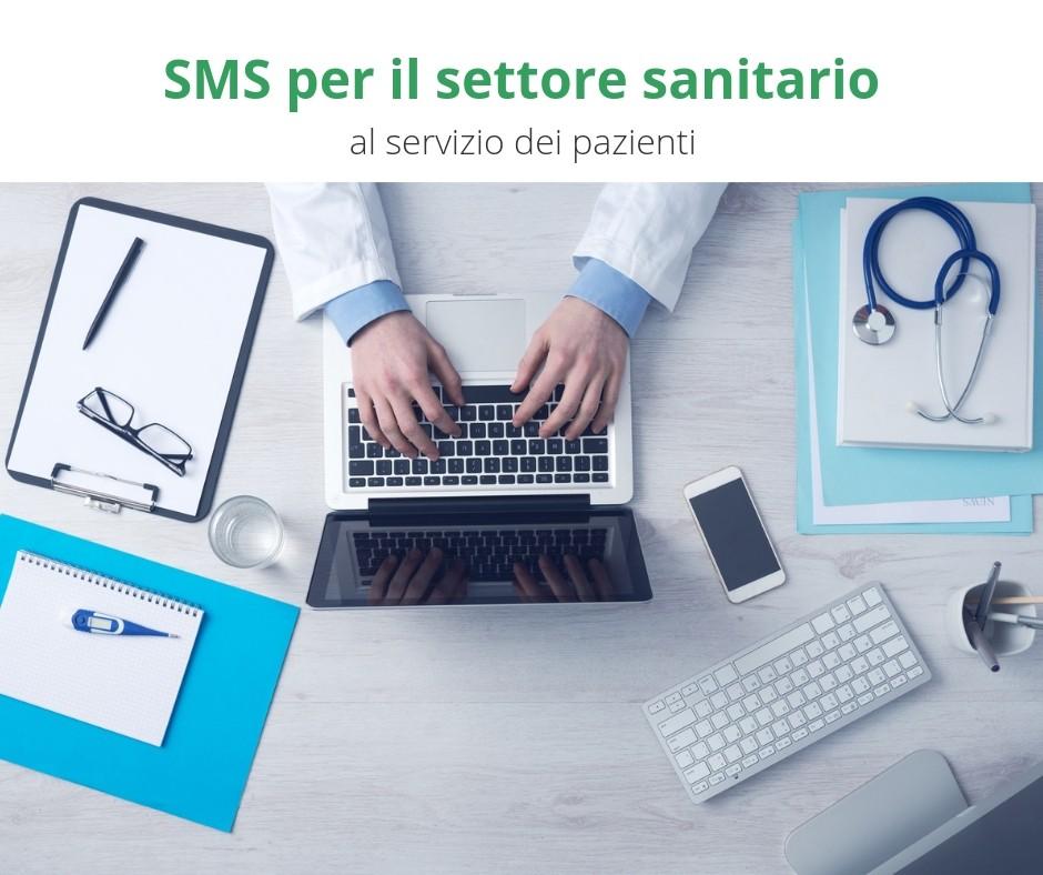 SMS per strutture sanitarie