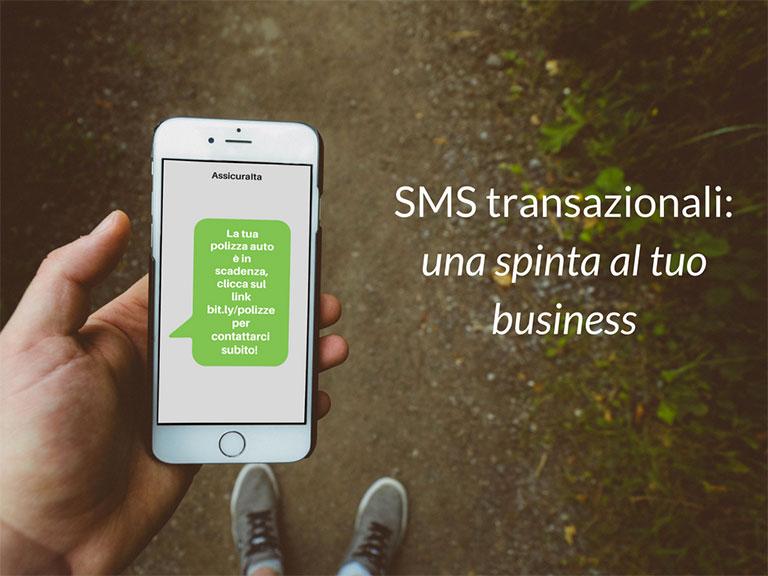 sms transazionali per il business