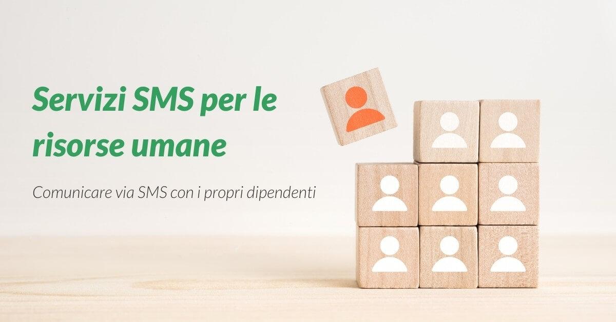 SMS ai dipendenti