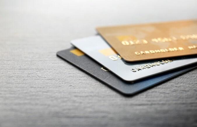 settore finanziario - credit cards