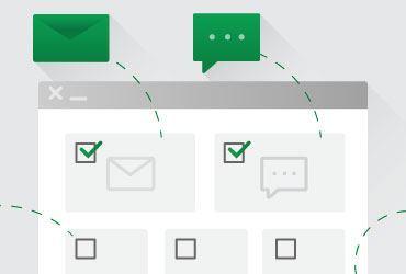 servizi di messaggistica business