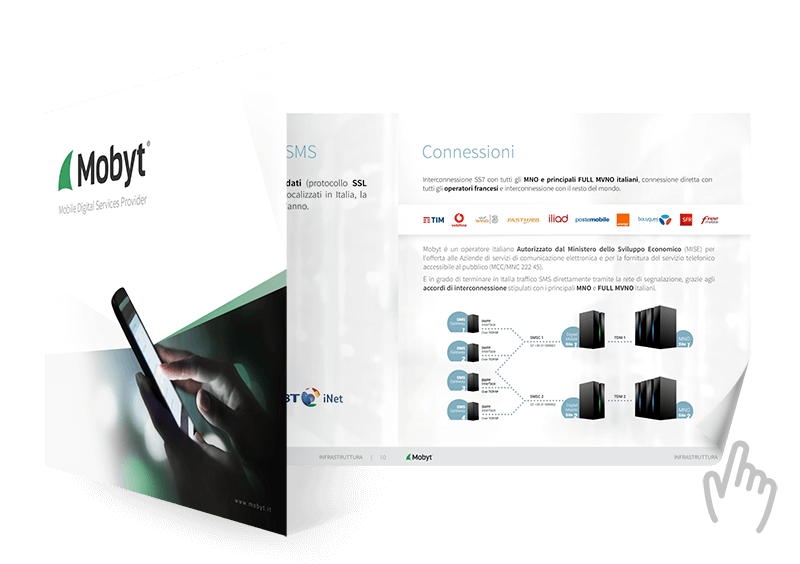 brochure di presentazione Mobyt