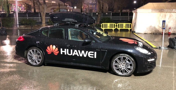 Huawei Mate pro 10 - 2018