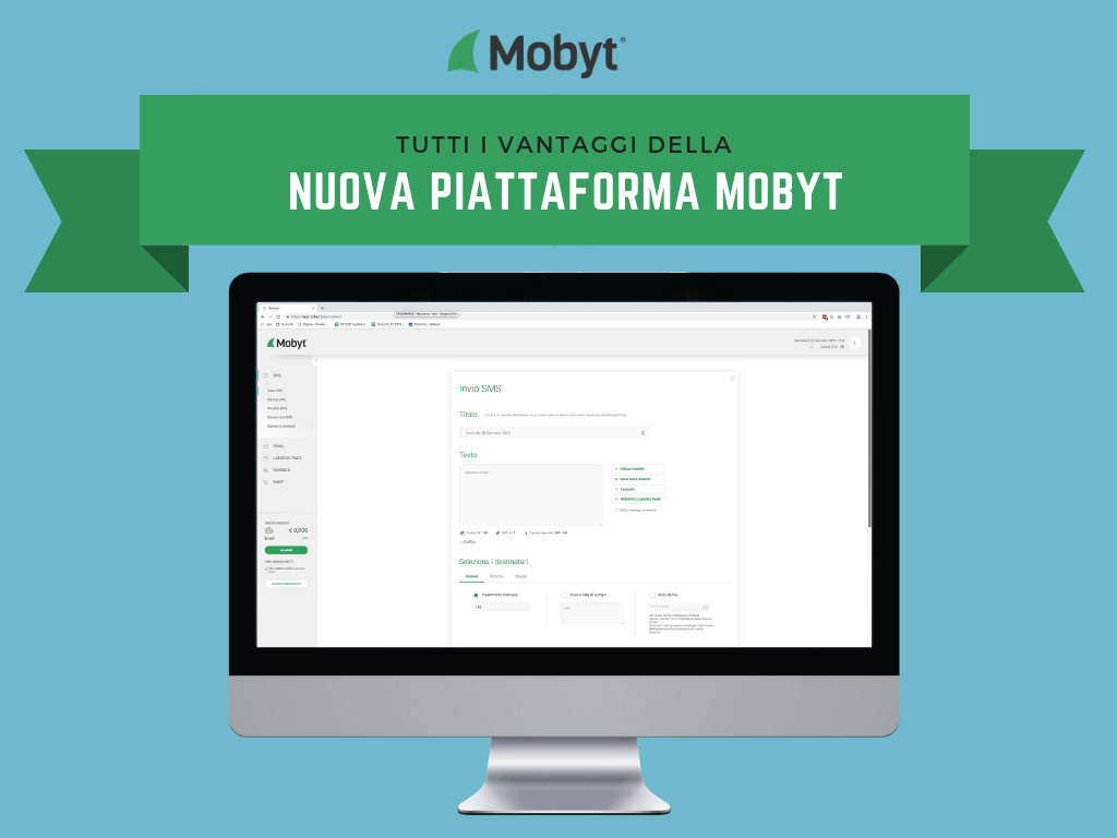 mobyt nuova piattaforma