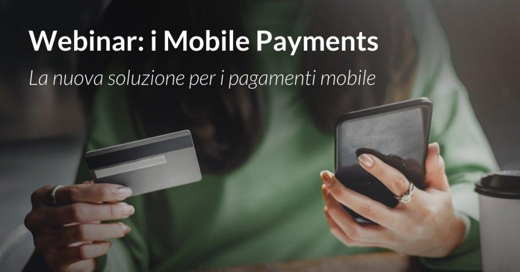 pagamenti mobile webinar