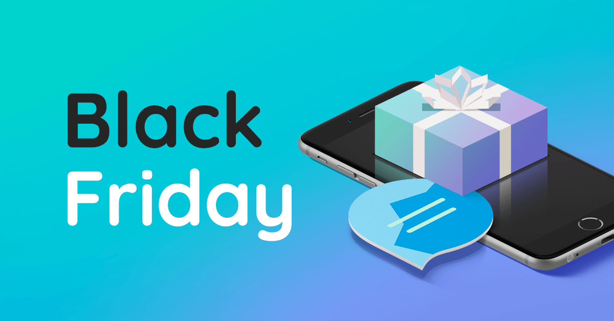 Black Friday 2020. Maximiser ses ventes en ligne avec le SMS professionnel