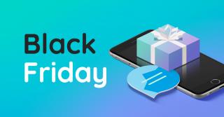 Black Friday 2020 : comment maximiser vos ventes en ligne avec le SMS professionnel