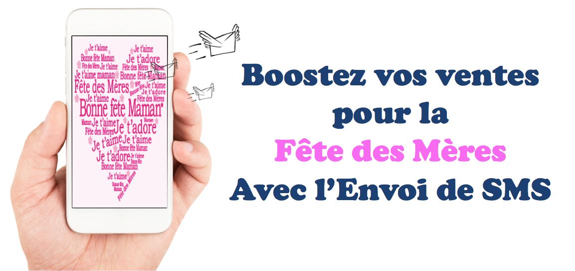 SMS Pro pour la Fete des meres 2015