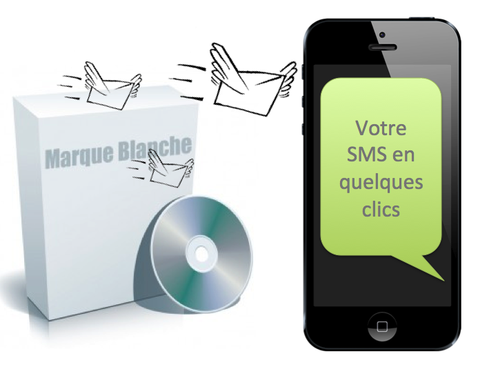 Marque Blanche SMS