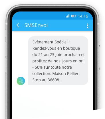 SMS marketing par SMSEnvoi