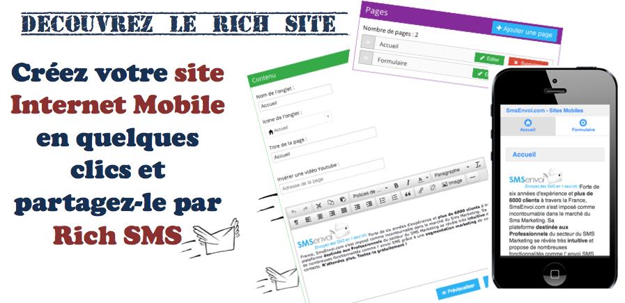 Rich Site Mobile