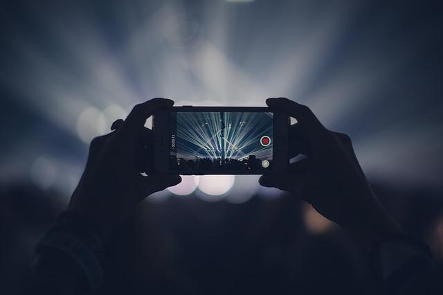 Concert par SMS