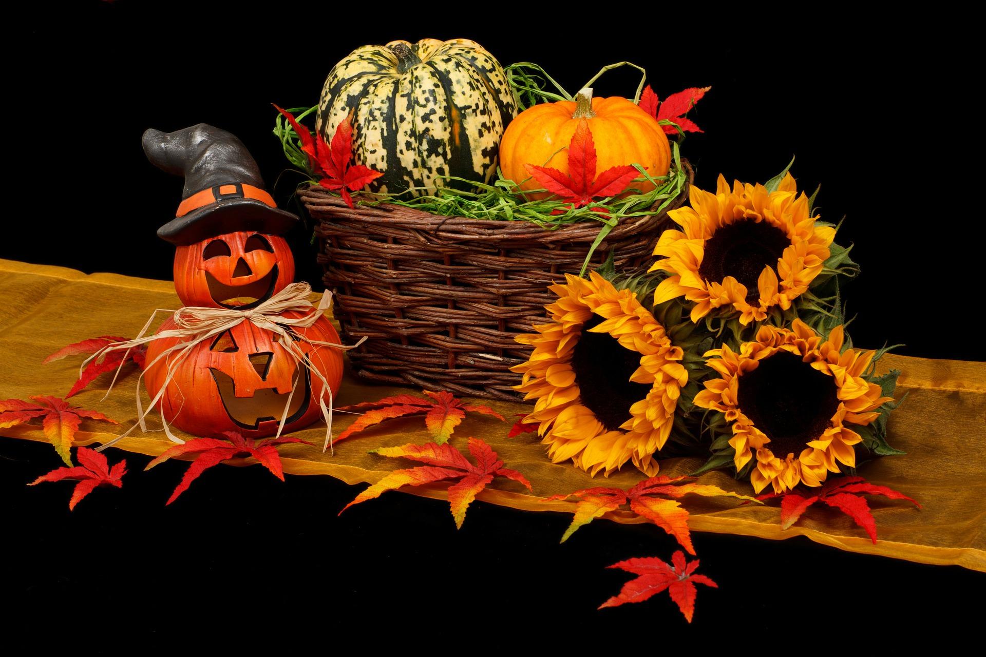 SMS et Halloween