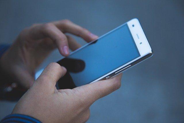 Marché des téléphones