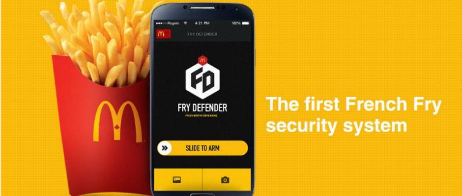 Apps Fry Defender