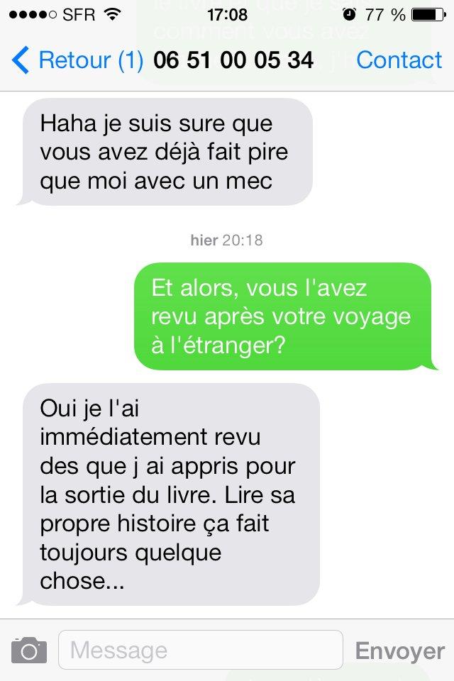 livre sms