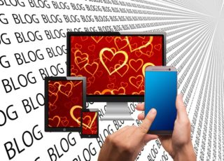 Les SMS et la saint valentin, parfait en cette saison des amoureux