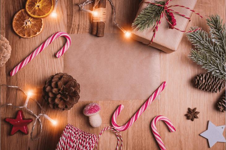 notificaciones SMS en Navidad