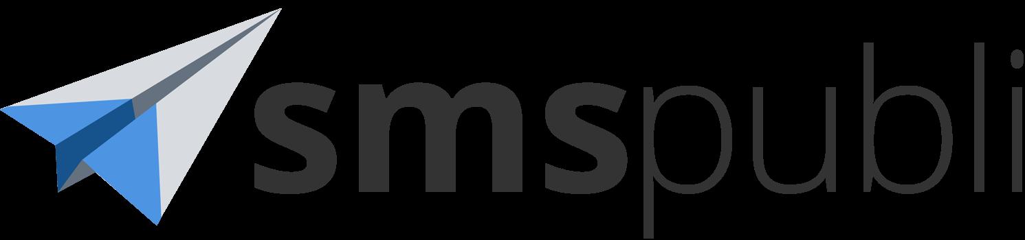 Logotipo en línea de SMSpubli