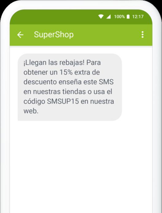 Enviar SMS online