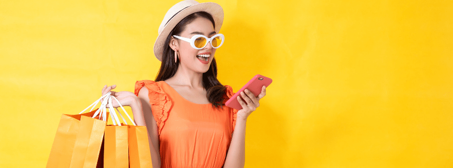 SMS marketing para las rebajas de verano